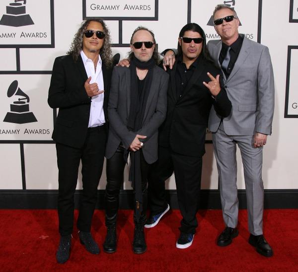 Metallica drummer Lars Ulrich addresses the bands 1989 Grammy loss