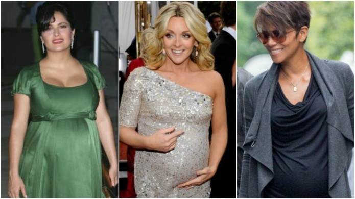 These Celeb Moms Gave Birth After