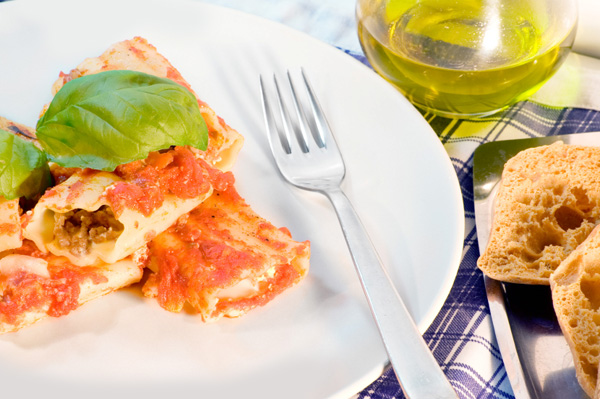 Lasagna Pest Rolls