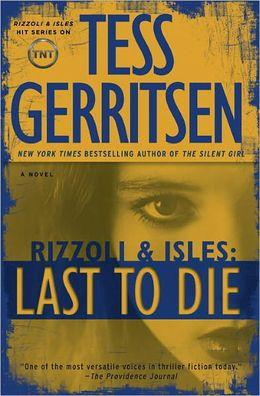 Last to Die cover