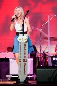 Laura Bell Bundy makes her Opry debut