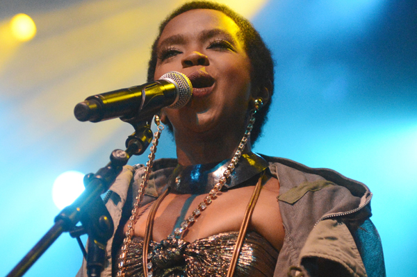 Lauryn Hill in trouble with the IRS