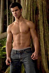 Taylor Lautner is very much alive