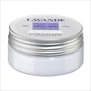 Lavander massage gel | Sheknows.com