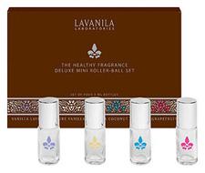 LAVANILA The Healthy Fragrance Deluxe Mini Roller-Ball Set