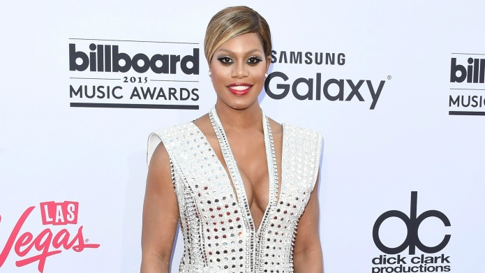 Laverne Cox delivers powerful self-love message