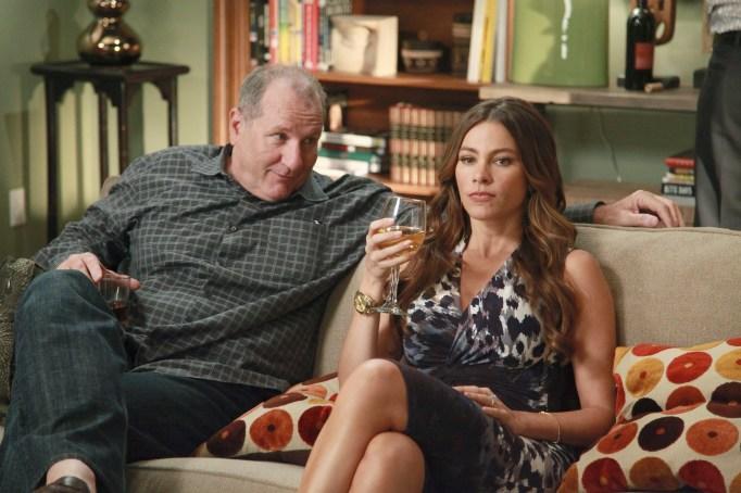 Sofía Vergara as Gloria Delgado-Pritchett on 'Modern Family'