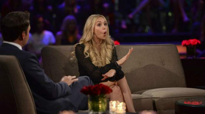 WTH, The Bachelor's Corinne May or