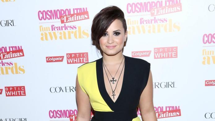 VIDEO: Demi Lovato believes in aliens