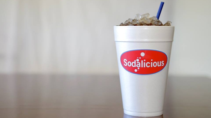 Insane 'dirty soda' drink trend whips