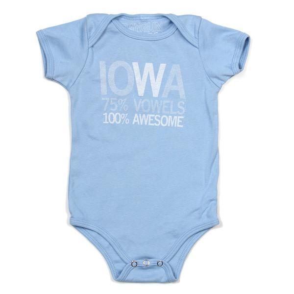 Iowa Baby Onesie