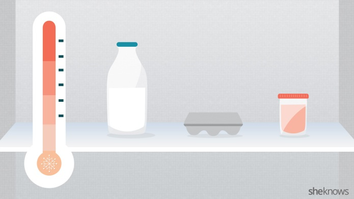 How to organize your fridge to