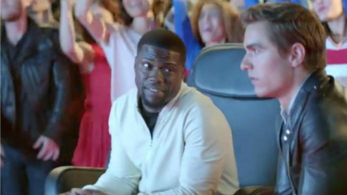 Dave Franco and Kevin Hart release