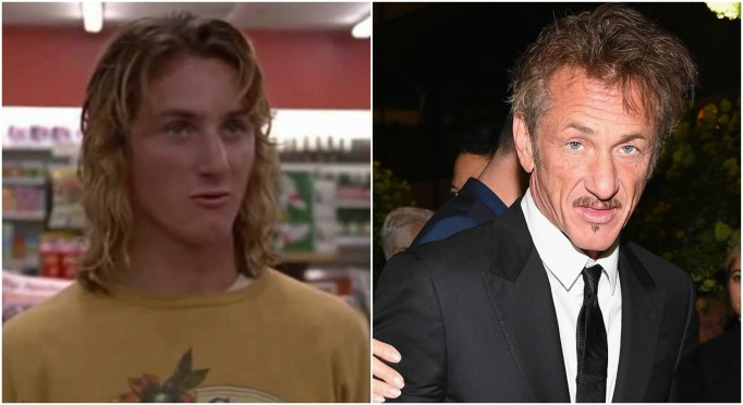 'Fast Times at Ridgemont High' cast then & now: Sean Penn