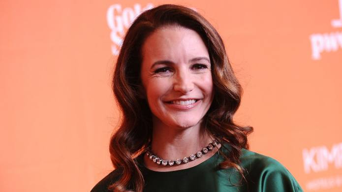 Kristin Davis Adopts a 2nd Child