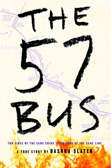 Young Adult Books to Get Excited About this Fall | 'The 57 Bus: A True Story of Two Teenagers and the Crime That Changed Their Lives' by Dashka Slater