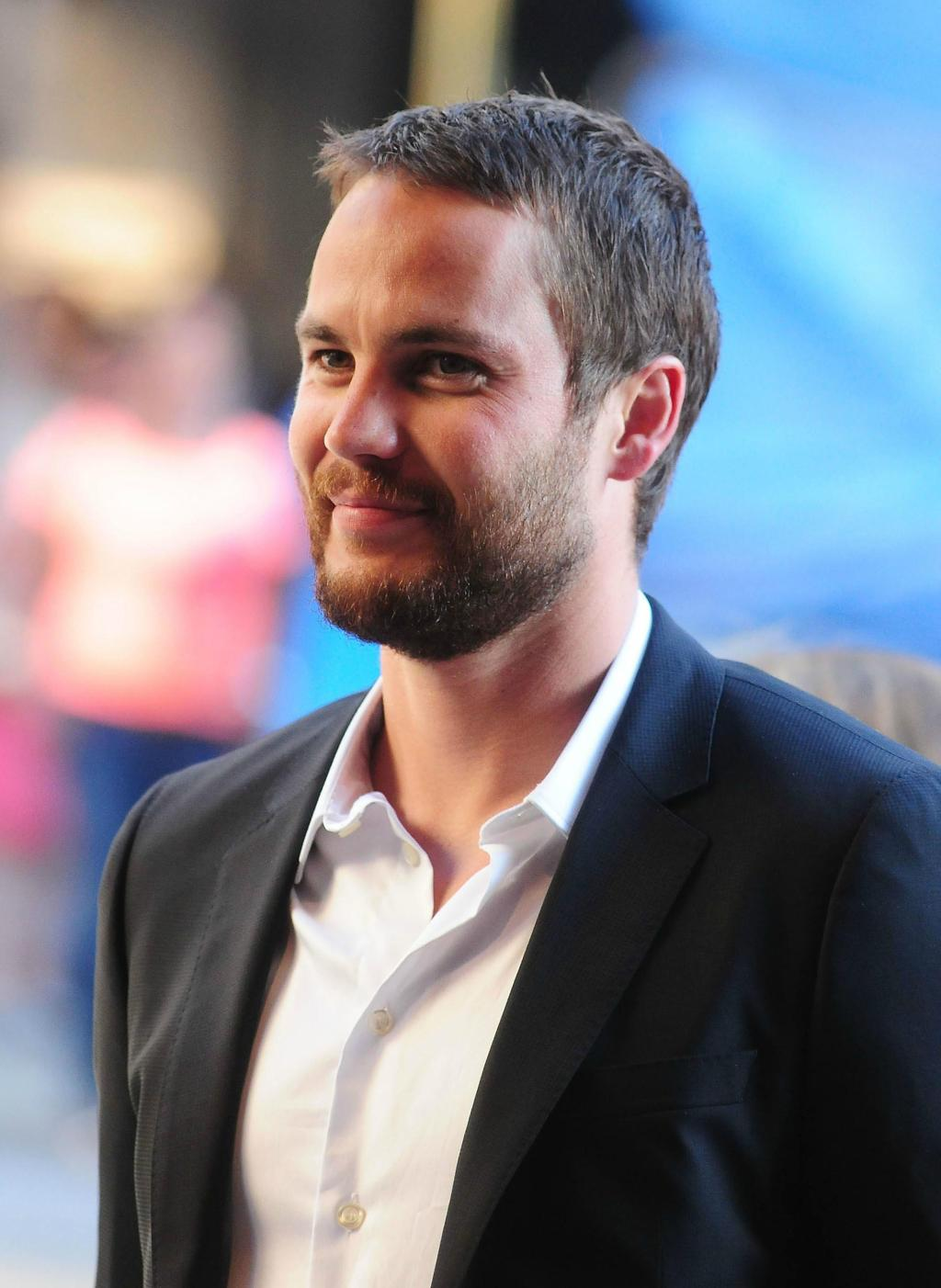 Taylor Kitsch counting on Savages to succeed – SheKnows