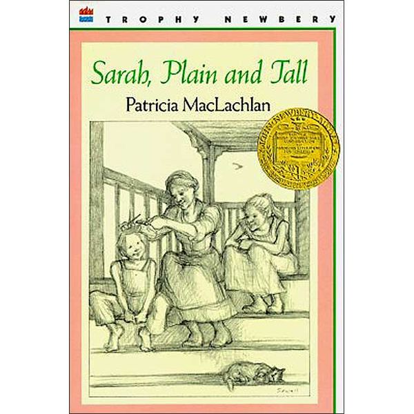 Books for girls: Sarah, Plain and Tall