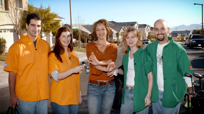 Set Your DVR, Because Trading Spaces