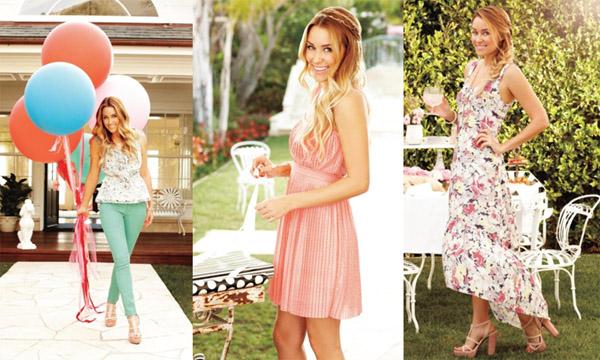 LC Lauren Conrad spring summer 2012