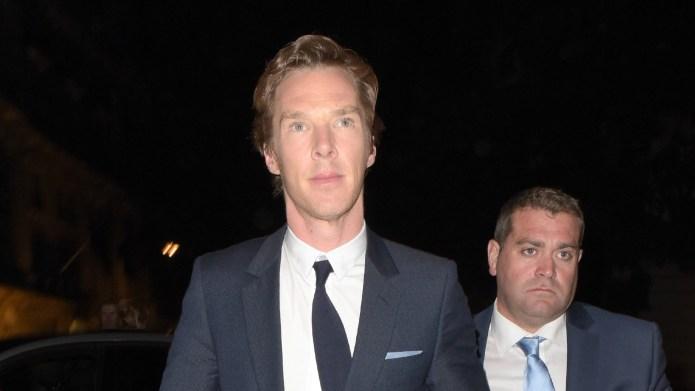 Benedict Cumberbatch has an enlightening Christmas
