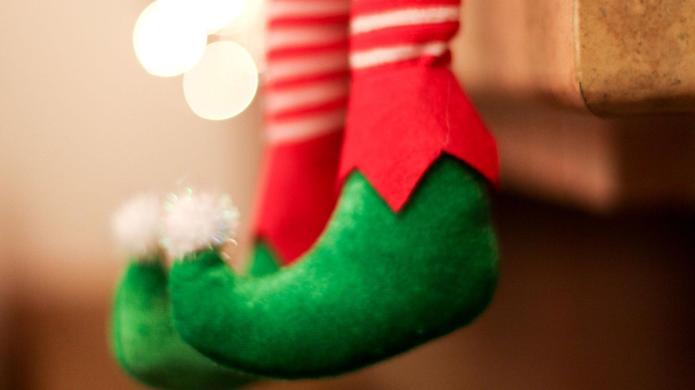 Elf on my shelf? No thanks