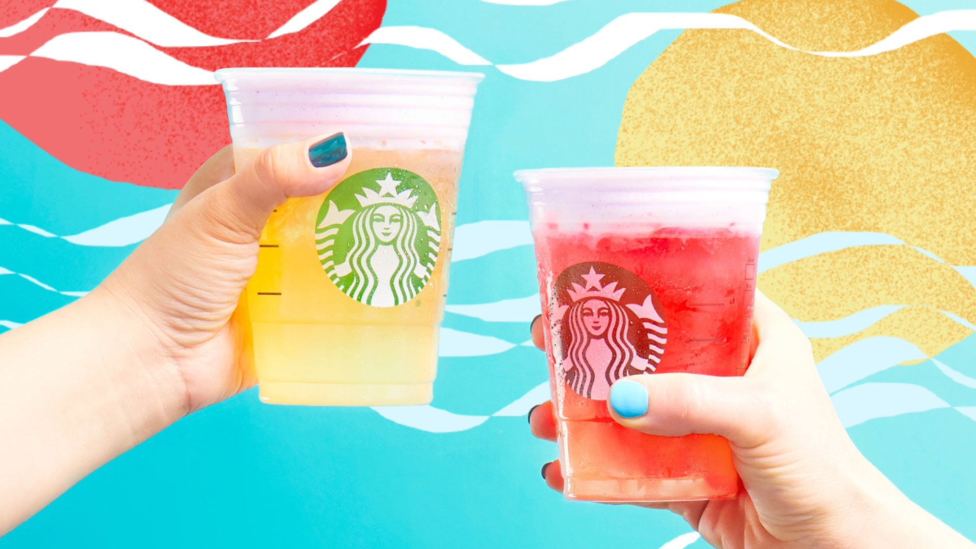 12 Low Calorie Starbucks Drinks Perfect For Summer Sipping Sheknows
