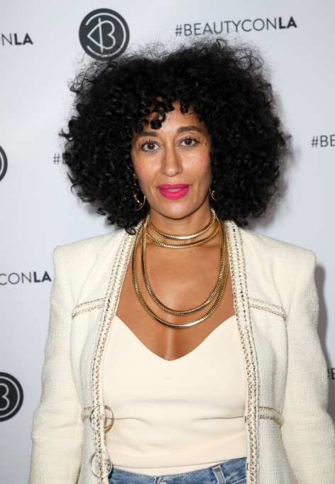 Celebrities Who Embraced Their Natural Hair Texure: Tracee Ellis Ross