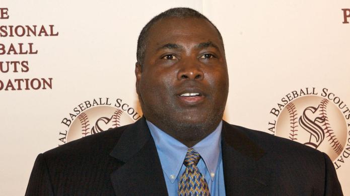 Baseball Hall of Famer Tony Gwynn