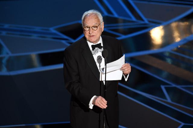 Powerful Oscar speeches 2018: James Ivory