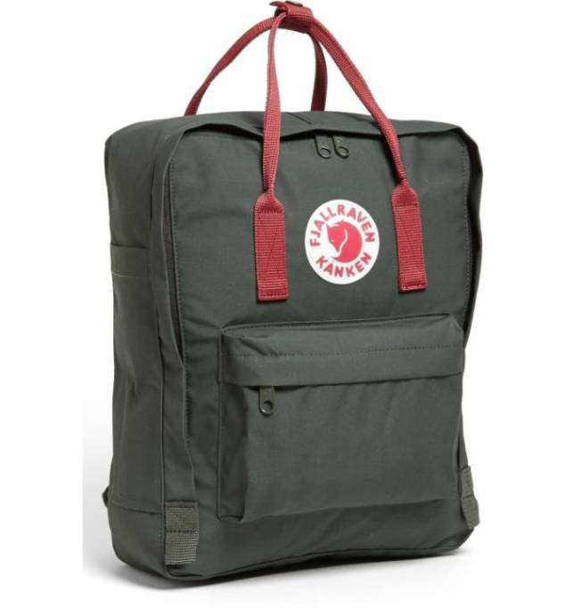 The Coolest Diaper Bags in Disguise | Fjällräven Kånken Backpack