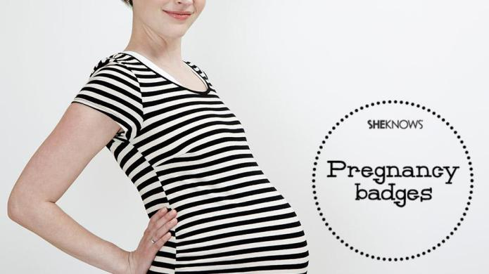 Because baby bumps aren't enough, baby