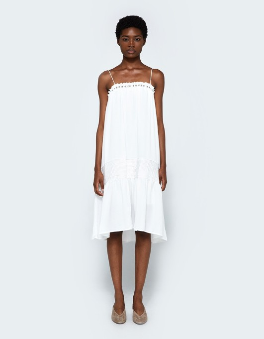 0ae277e2ead 15 White Dresses to Wear This Memorial Day – SheKnows