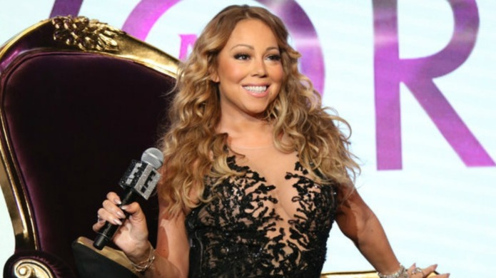 A timeline of Mariah Carey's road
