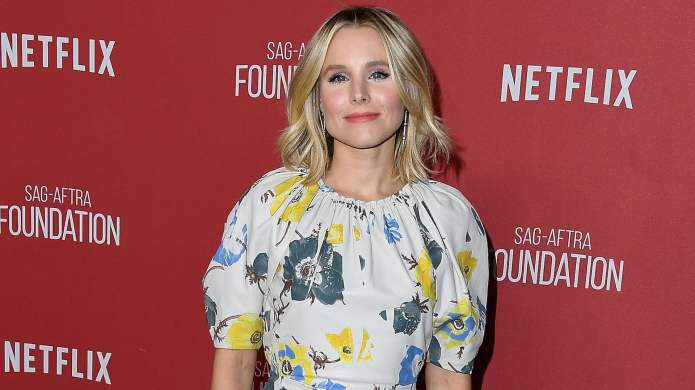 Kristen Bell Became Everyone's Marriage Counselor