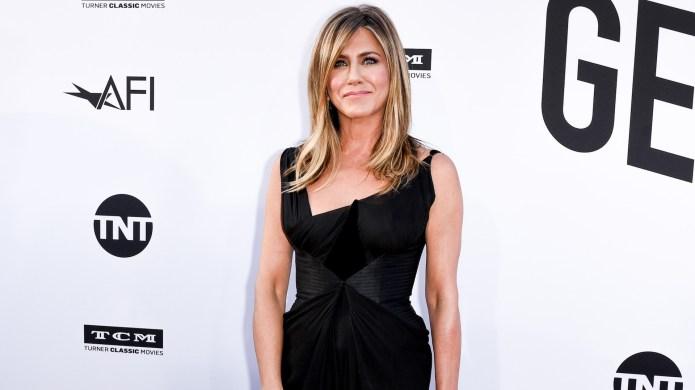 Jennifer Aniston attends the American Film