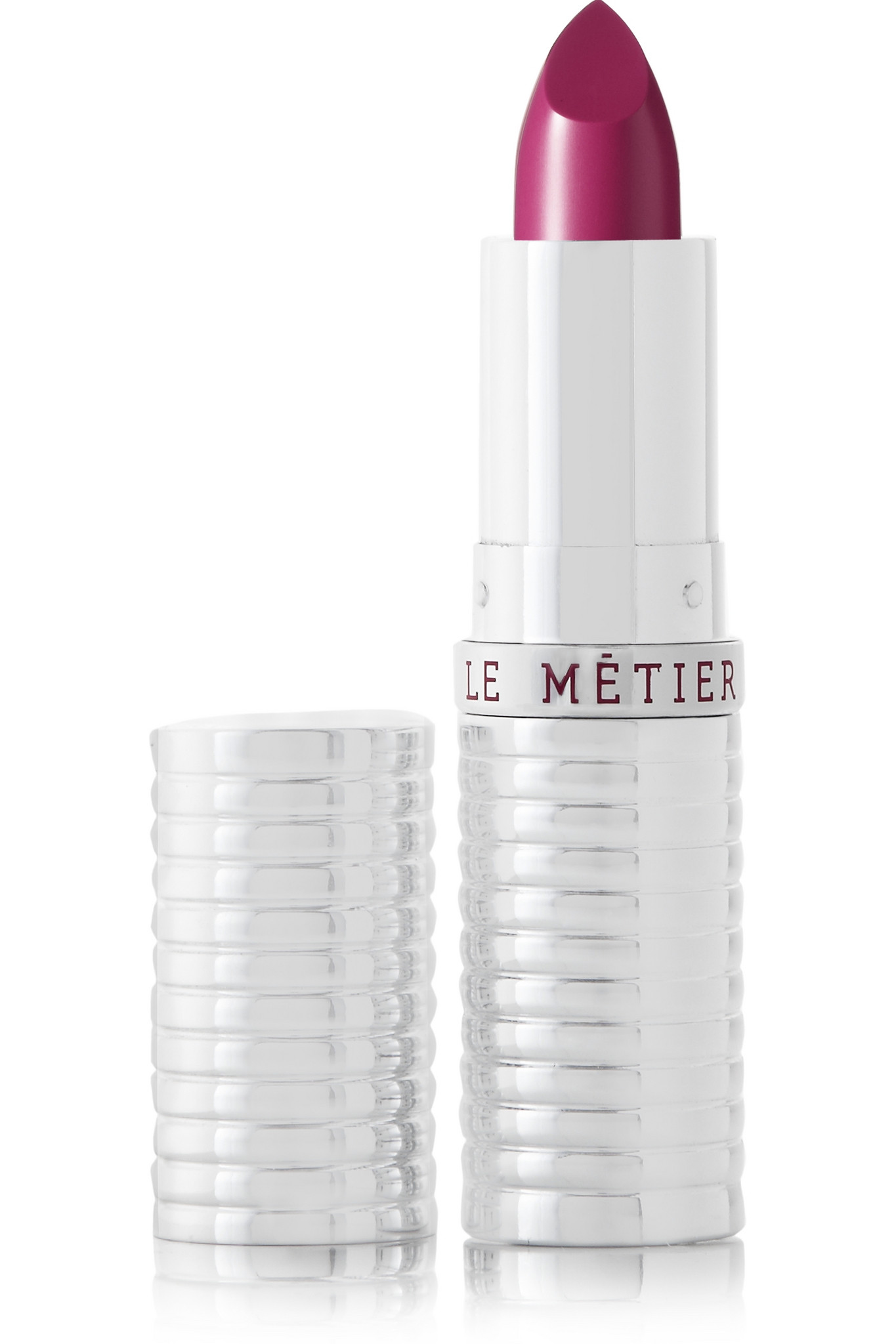 Le Metier de Beaute Hydra-Creme Lipstick in Think Pink (neimanmarcus.com, $25)