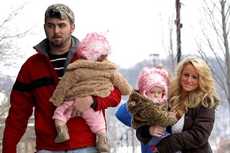 Teen Mom 2 star Leah Messer files for divorce from husband of six months, Corey Simms