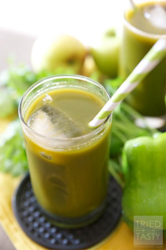 lean green juice