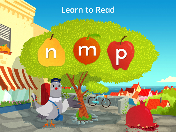 Learn With Homer app
