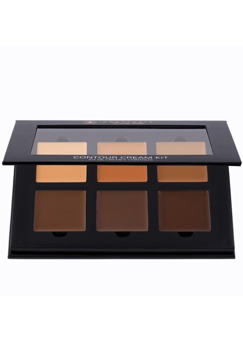 Contour Palettes For Almost Every Skin Tone: Anastasia Beverly Hills, Contour Cream Kit in Deep   Summer Makeup 2017