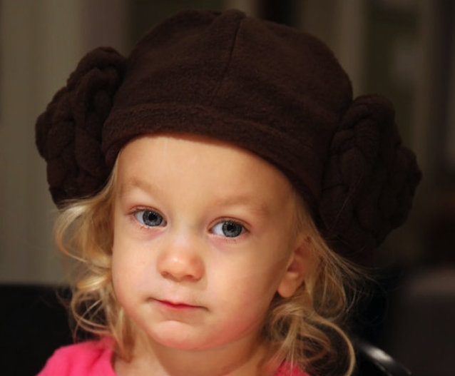 Leia Braid Hat