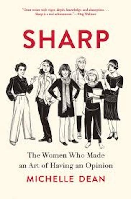 'Sharp' by Michelle Dean
