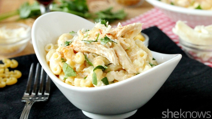 Slow Cooker Sunday: Mac & cheese