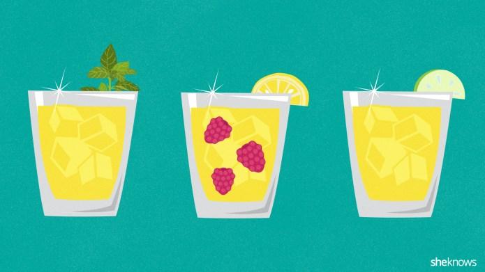 8 Delicious lemonade recipes for summer