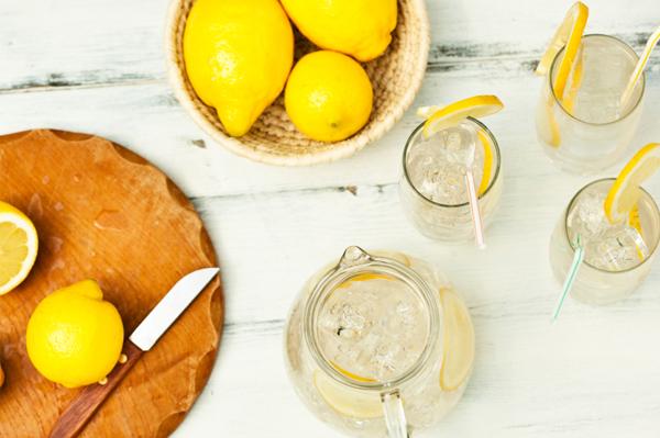 Winter lemonade
