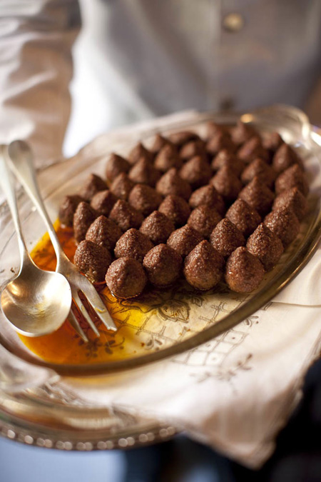 Kibbeh: The Middle East