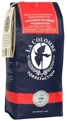 Leonardo Dicaprio's new coffee line
