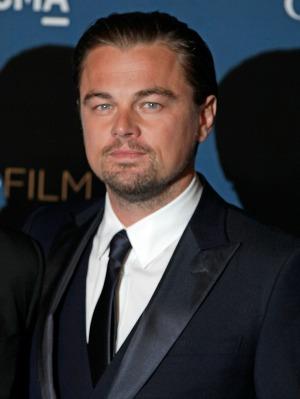 Leonardo DiCaprio doesn't take drugs