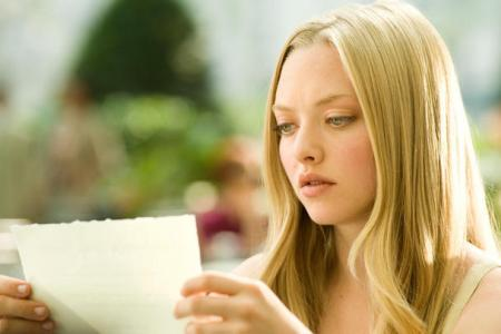 Letters to Juliet star Amanda Seyfried